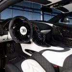 Bugatti Veyron by Mansory Vivere interior