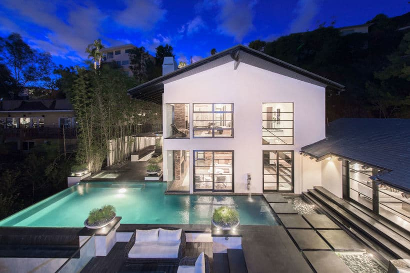 Calvin Harris LA Home