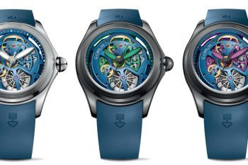 Corum Bubble 47 Skeleton 1