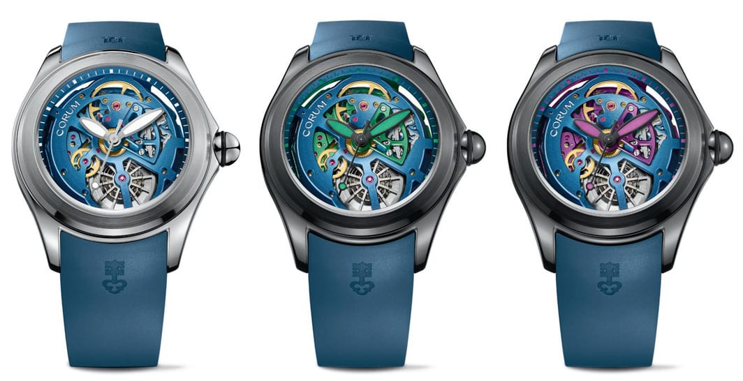 Corum Bubble 47 Skeleton