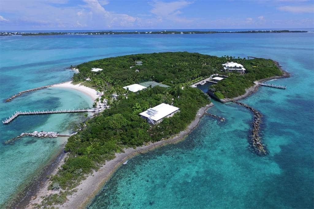 Foot's Cay