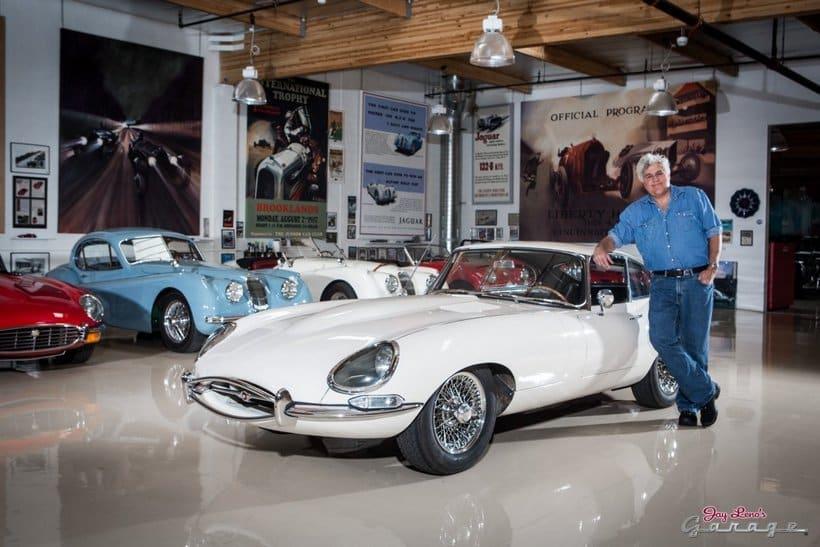 Jay Leno cars