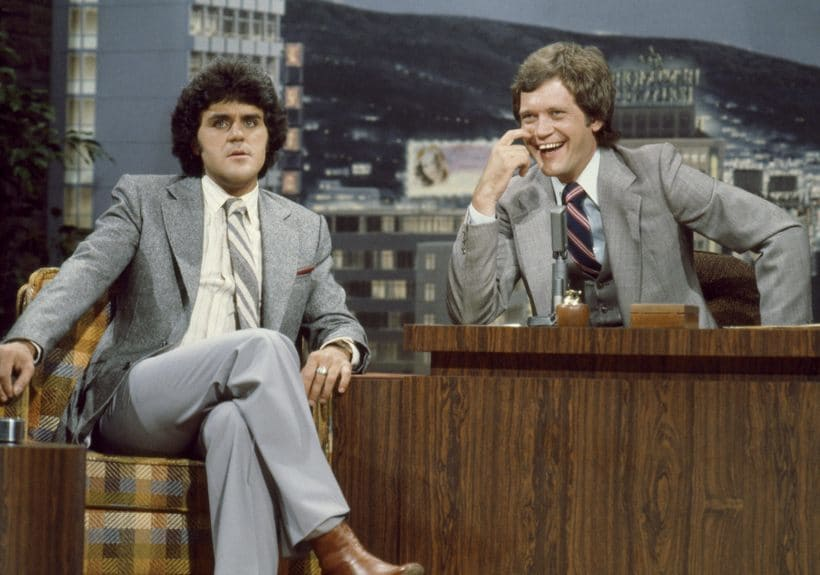 Jay Leno young