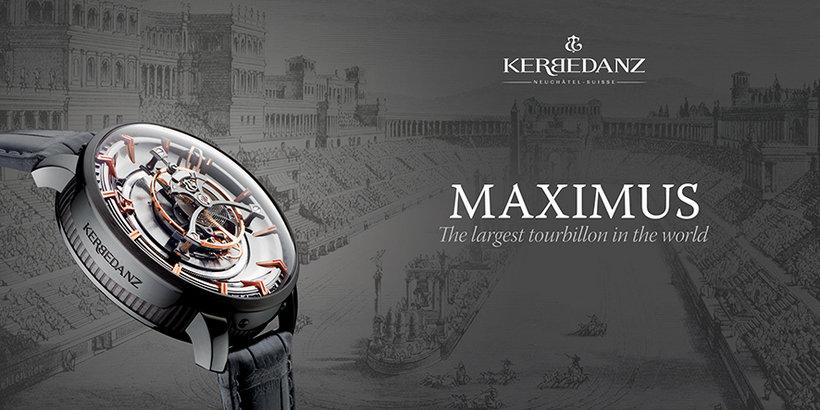 KERBEDANZ Maximus
