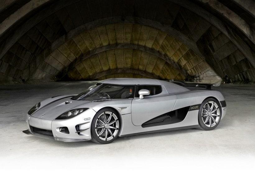 Koenigsegg CCXR Trevita front