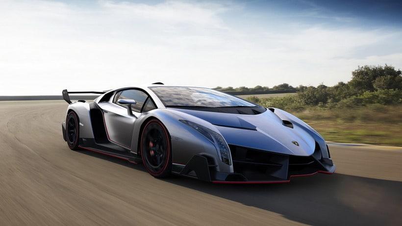Lamborghini Veneno front