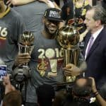 2016 NBA Finals – Game Seven