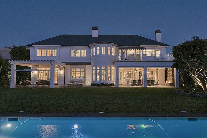 LeBron James brentwood home