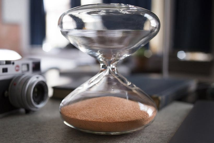 Marc Newson Hourglass 2