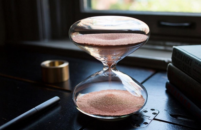 Marc Newson Hourglass