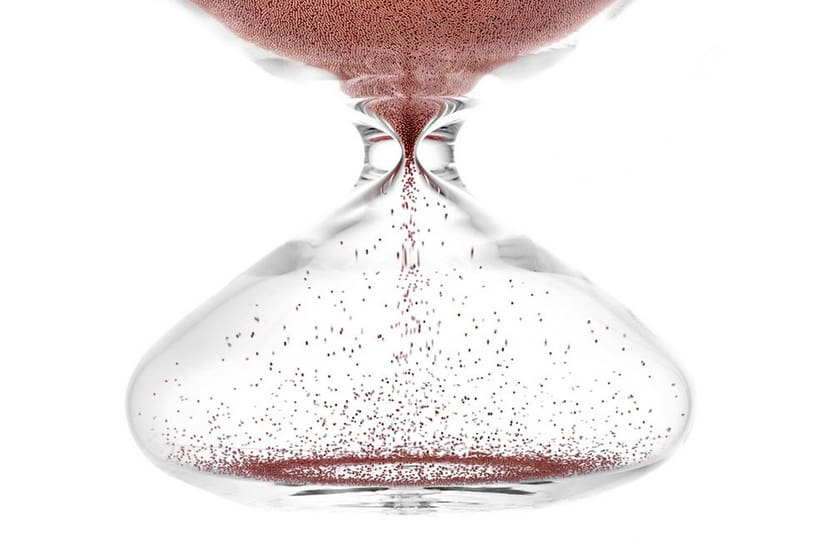 Marc Newson Hourglass 4