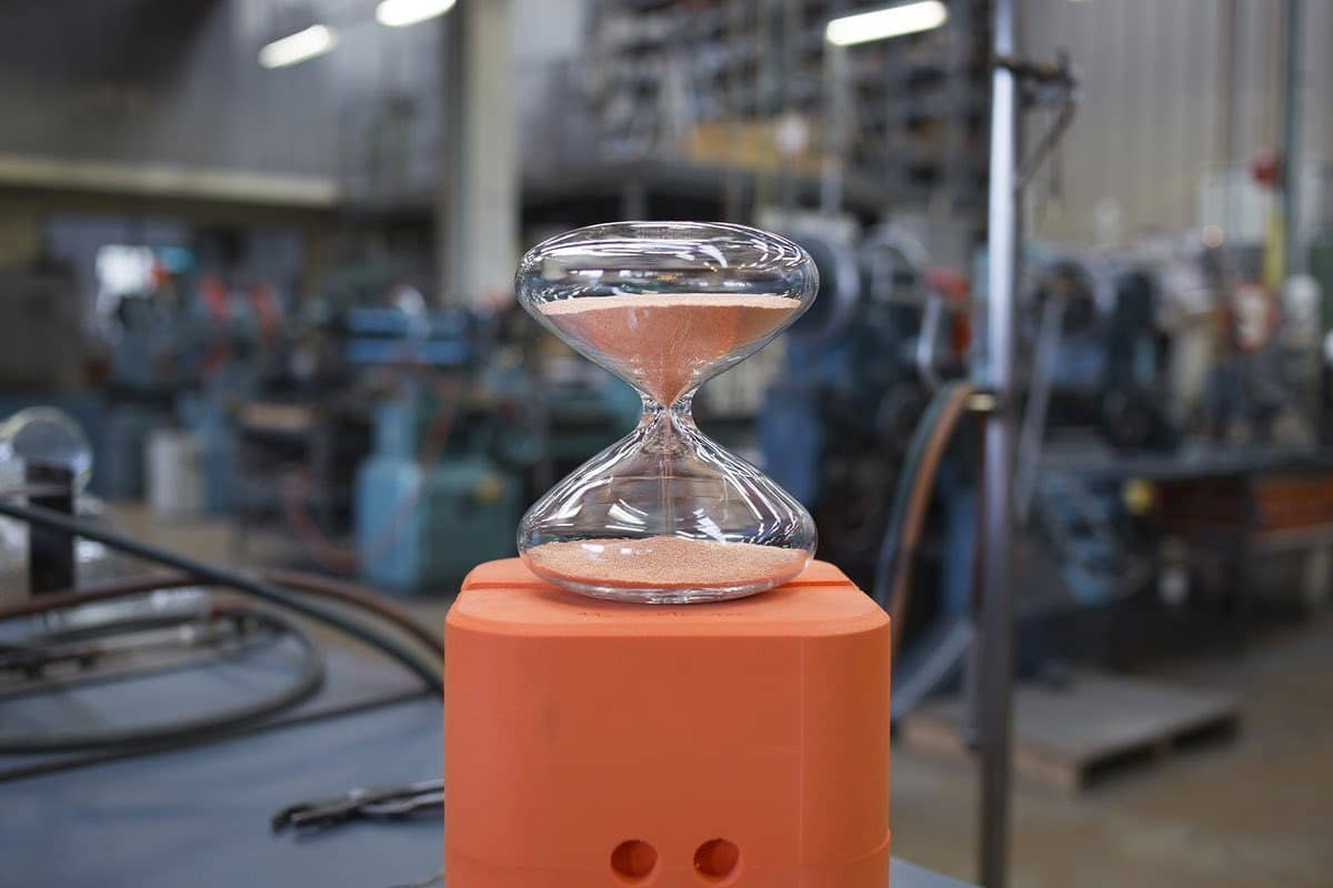 Marc Newson Hourglass 6