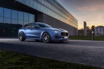 Novitec's Maserati Levante Esteso 1