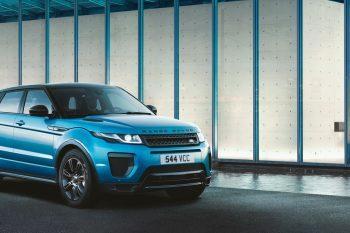 Range Rover Evoque Landmark 1
