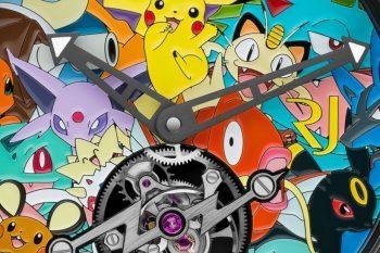 Romain Jerome Tourbillon Pokemon 1