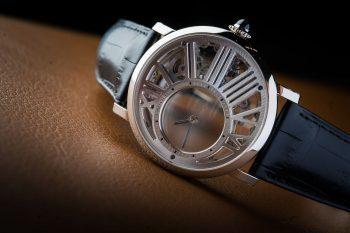 Rotonde de Cartier Mysterious Hour 2