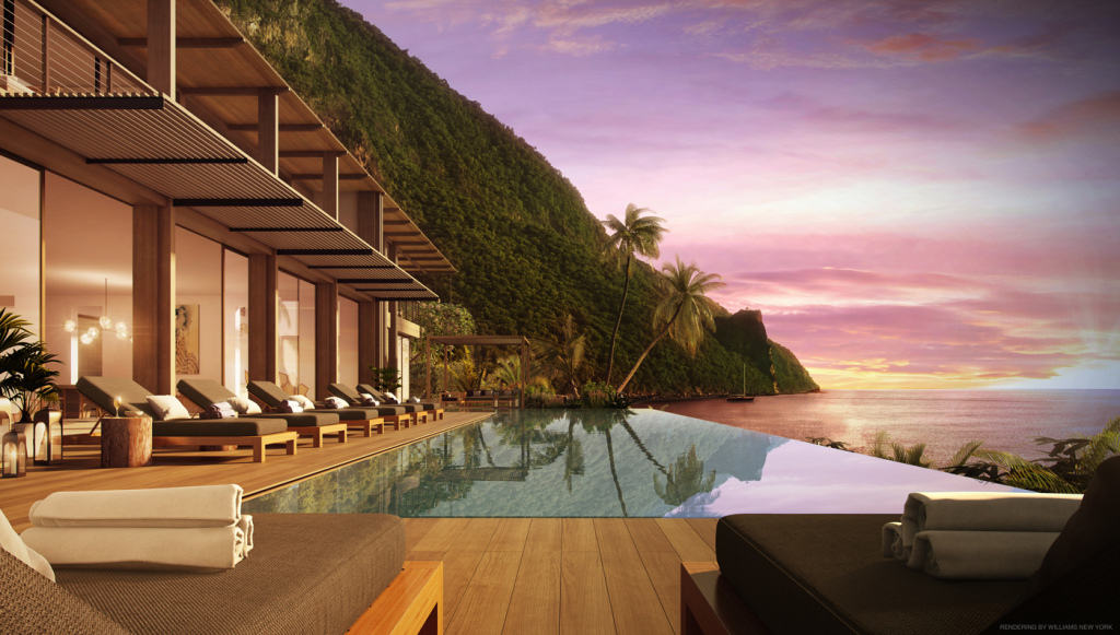 Sugar beach residences look as sweet as they sound for Luxury places