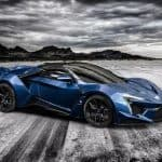 W Motors Lykan Hypersport front