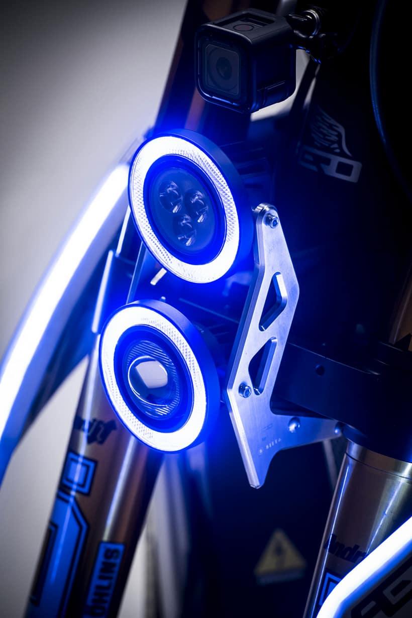 Aero E-Racer