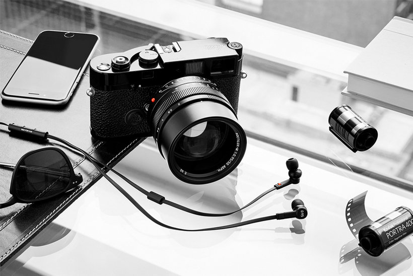 Leica and Master & Dynamic