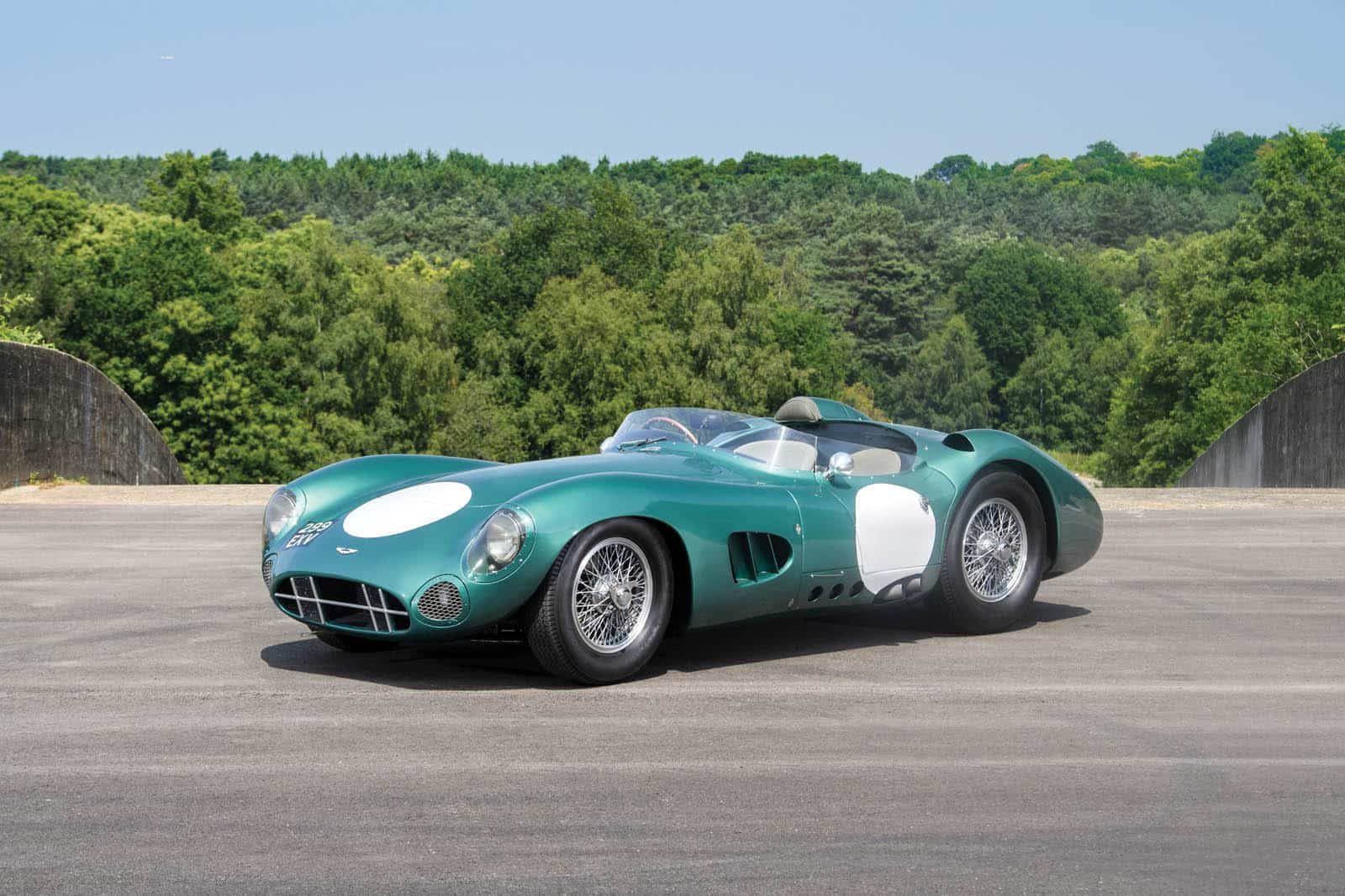 1956 Aston Martin Dbr1 Expected To Sell For Over 20 Million