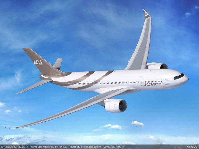 ACJ330neo Private Jet