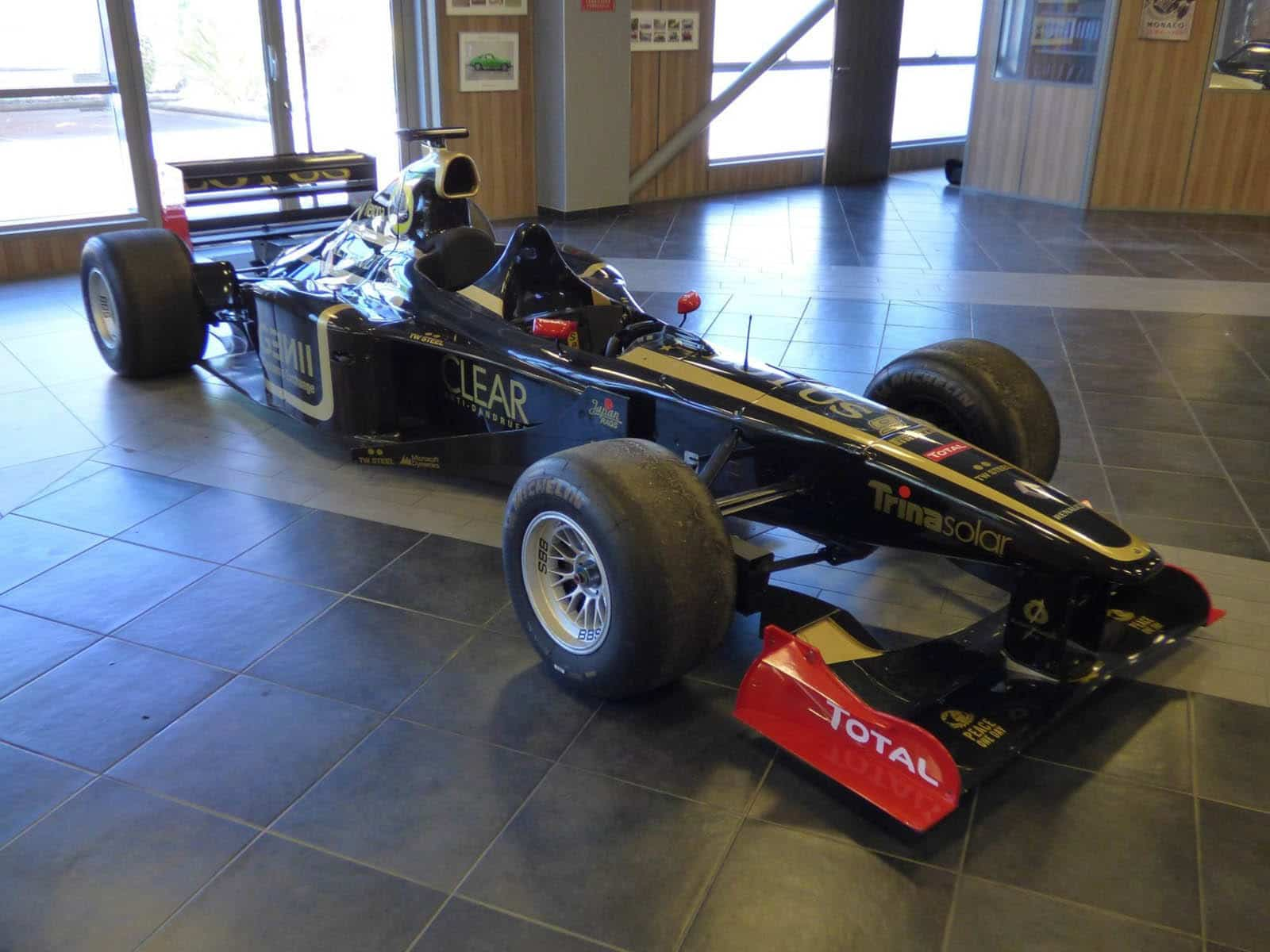 Arrows F1 Car