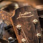 Bushmills x Lowden F-50 guitar 3