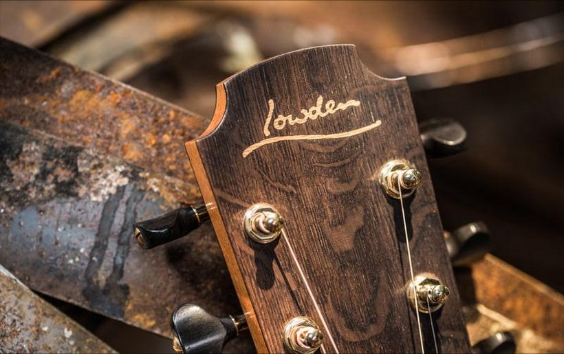 Bushmills x Lowden F-50 Guitar