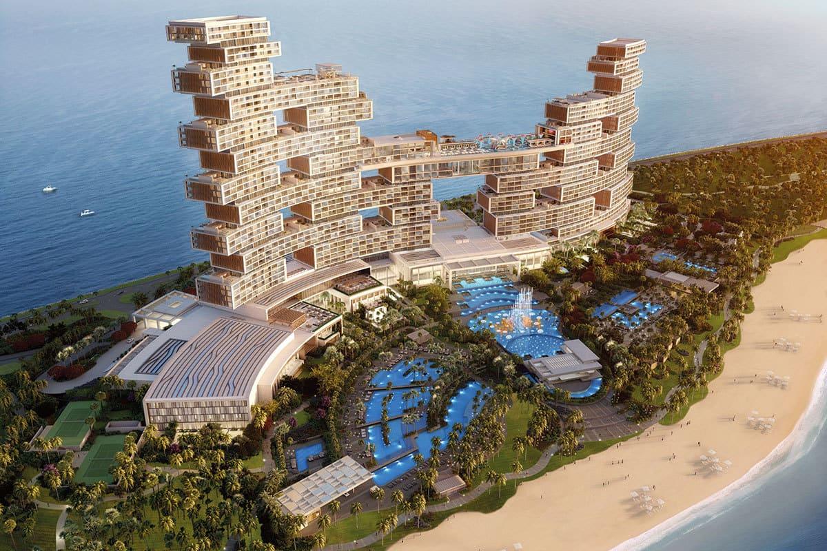 Sky Pools Dubai