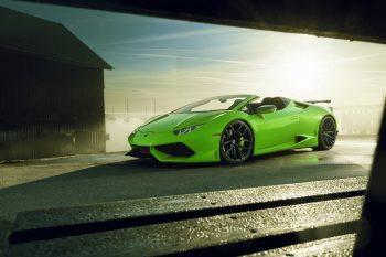 Lamborghini Huracan N-Largo 1