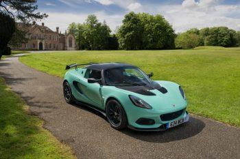 Lotus Elise Cup 250 1