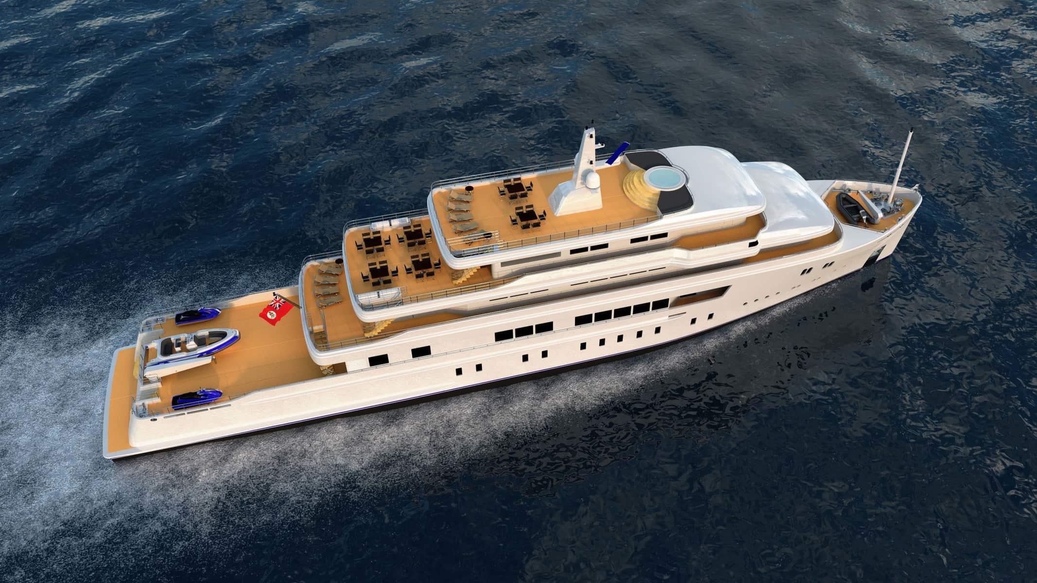 Manta 65 explorer yacht 3