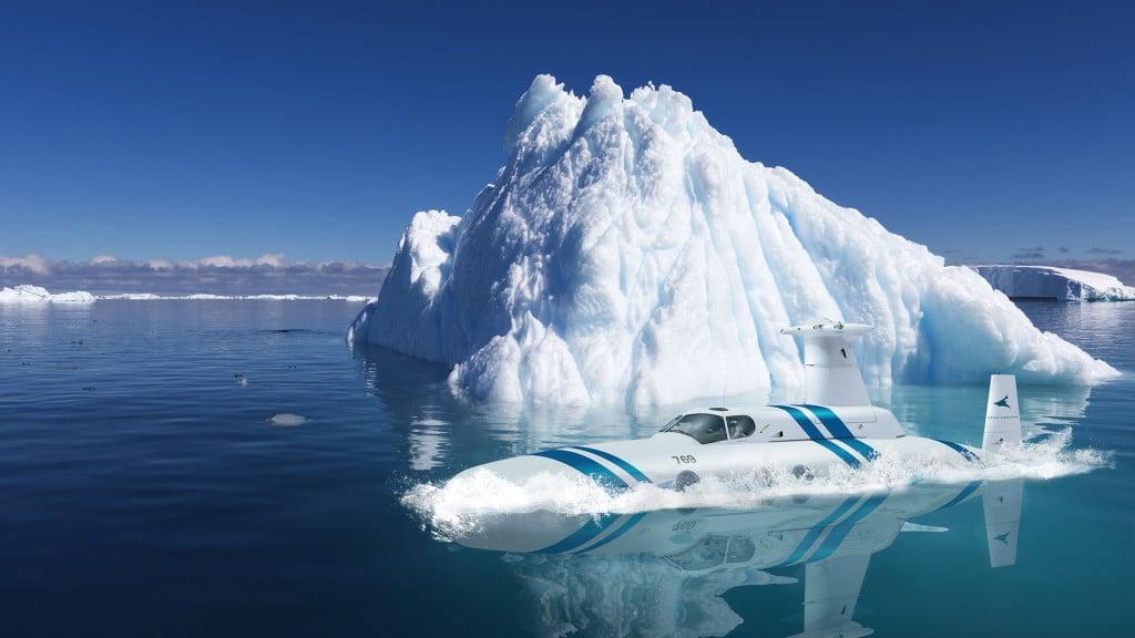 Neyk Submarine