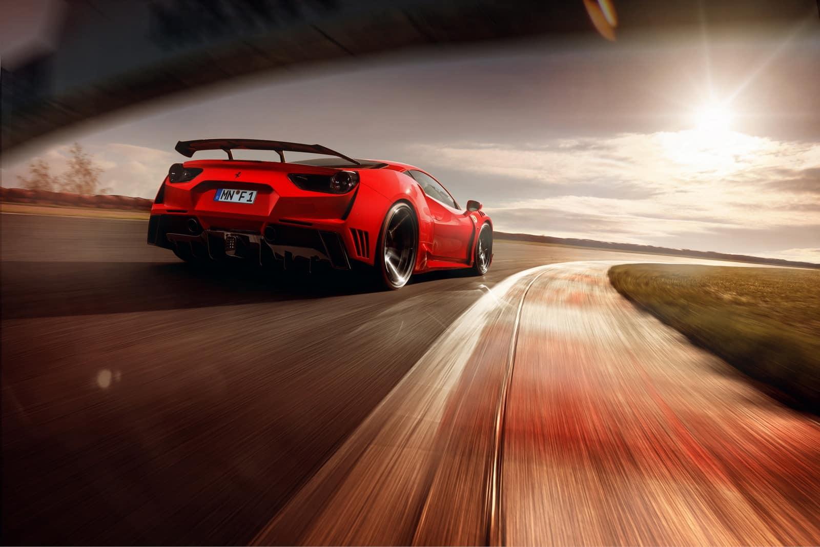 Novitec Gives Ferrari 48 10