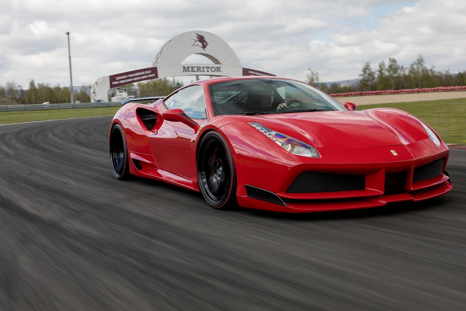 Novitec Gives Ferrari 48 13