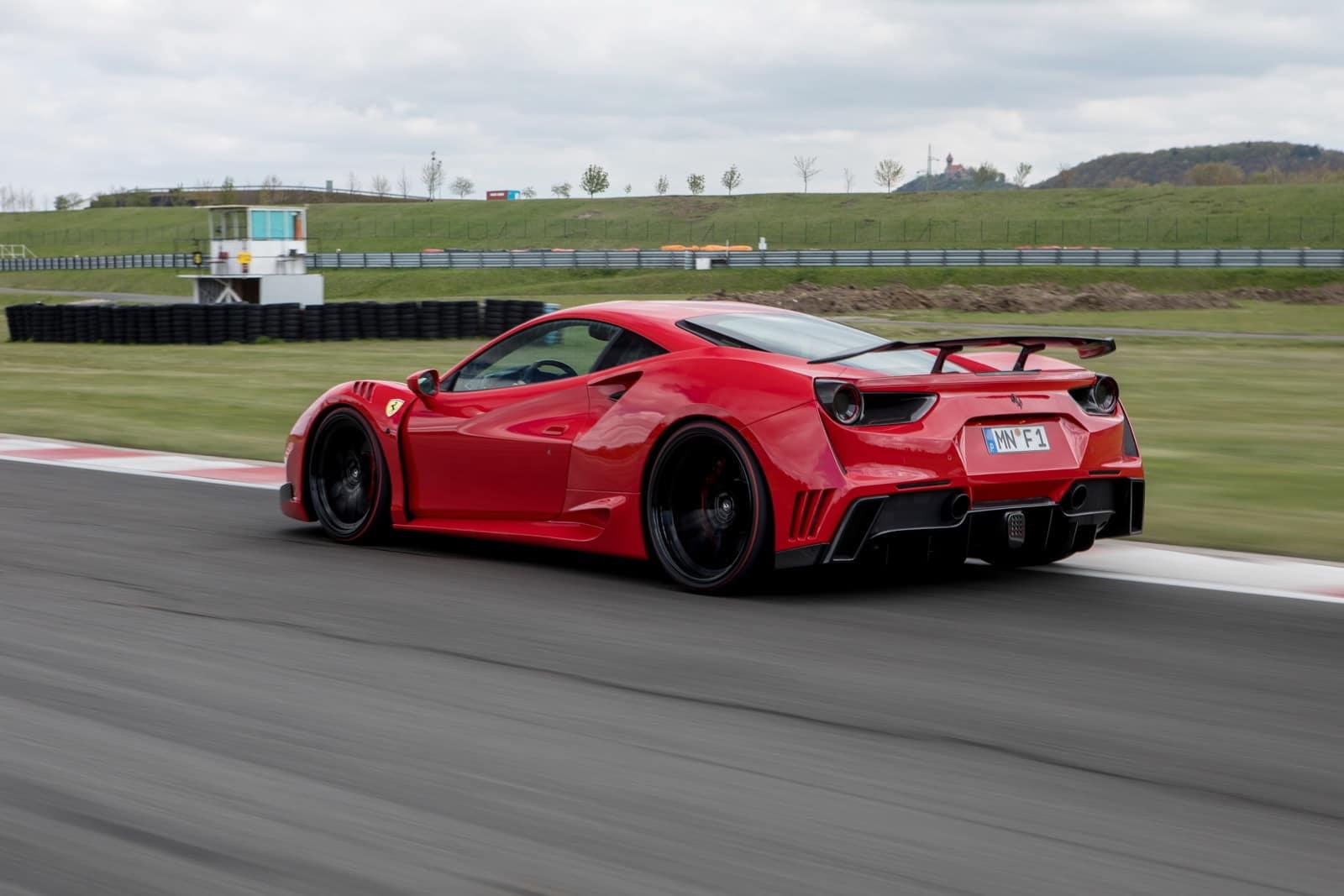 Novitec Gives Ferrari 48 14