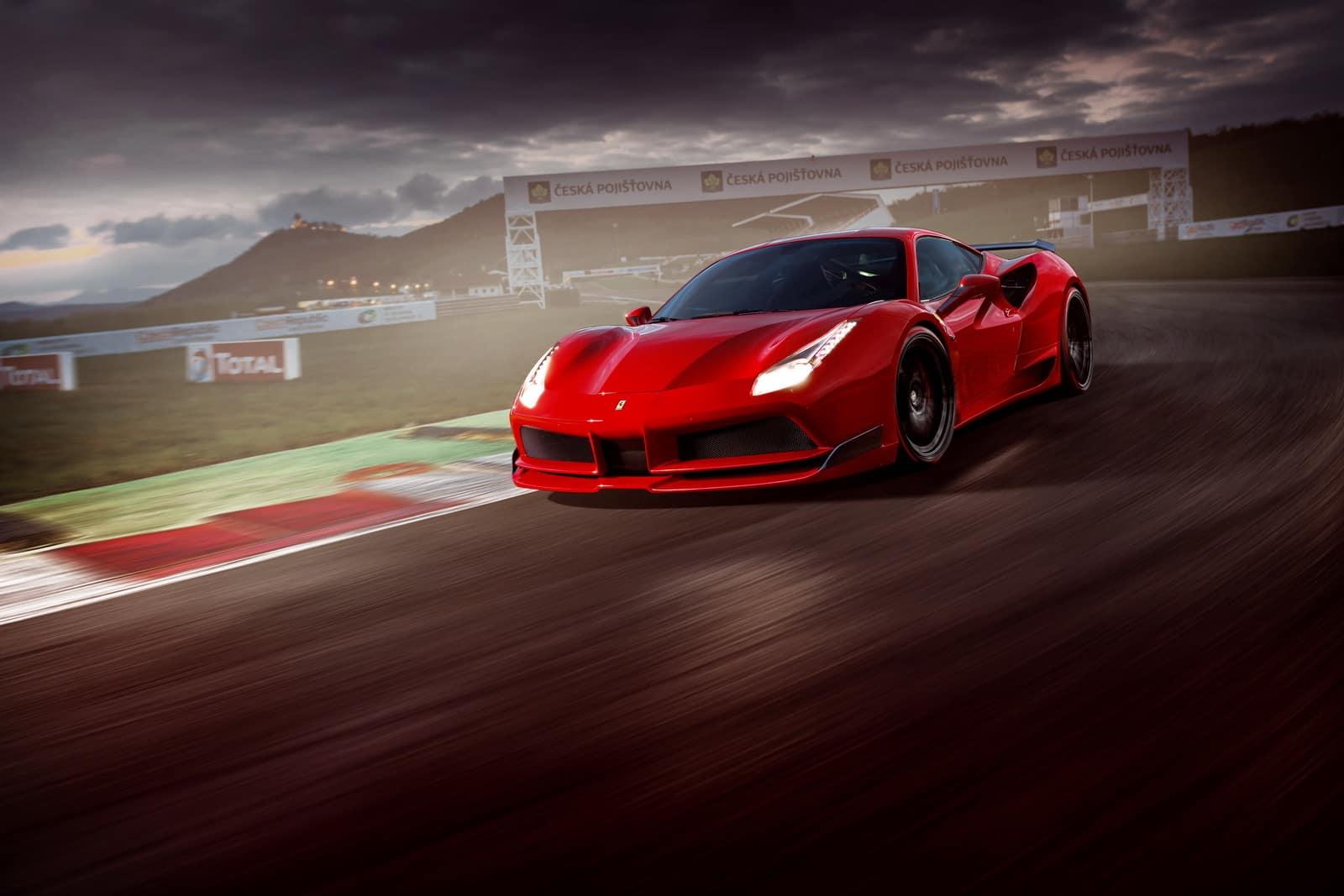 Novitec Gives Ferrari 48 16