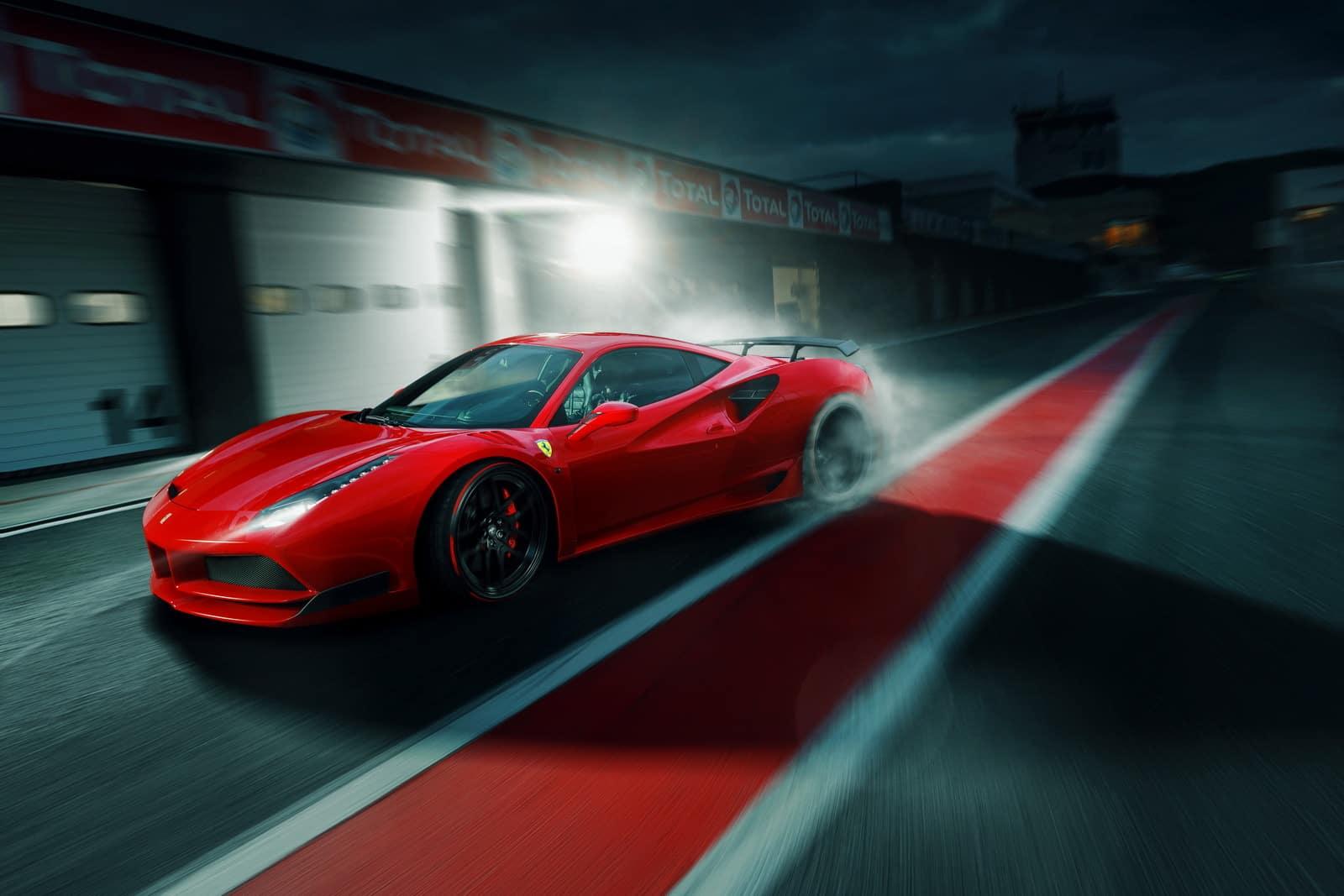 Novitec Gives Ferrari 48 17