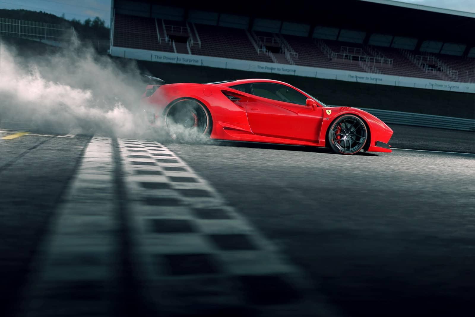 Novitec Gives Ferrari 48 18