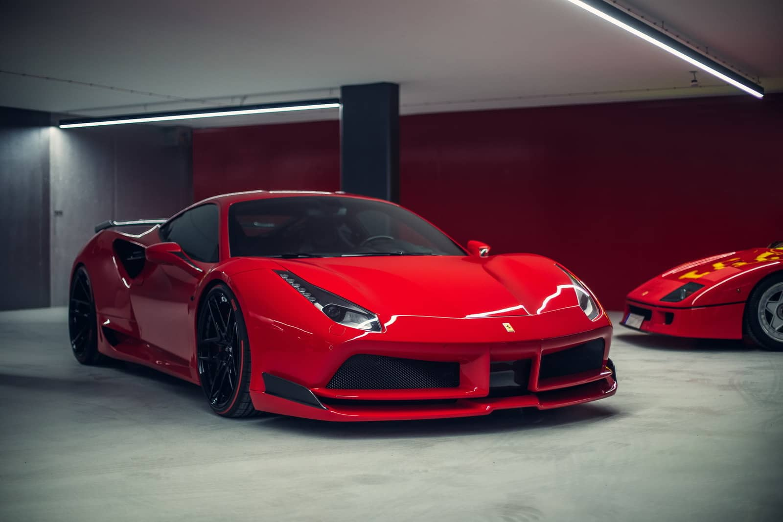 Novitec Gives Ferrari 48 2