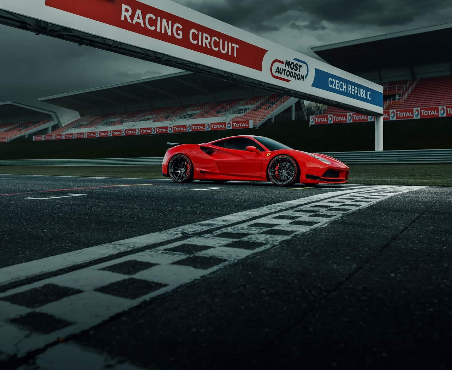 Novitec Gives Ferrari 48 20