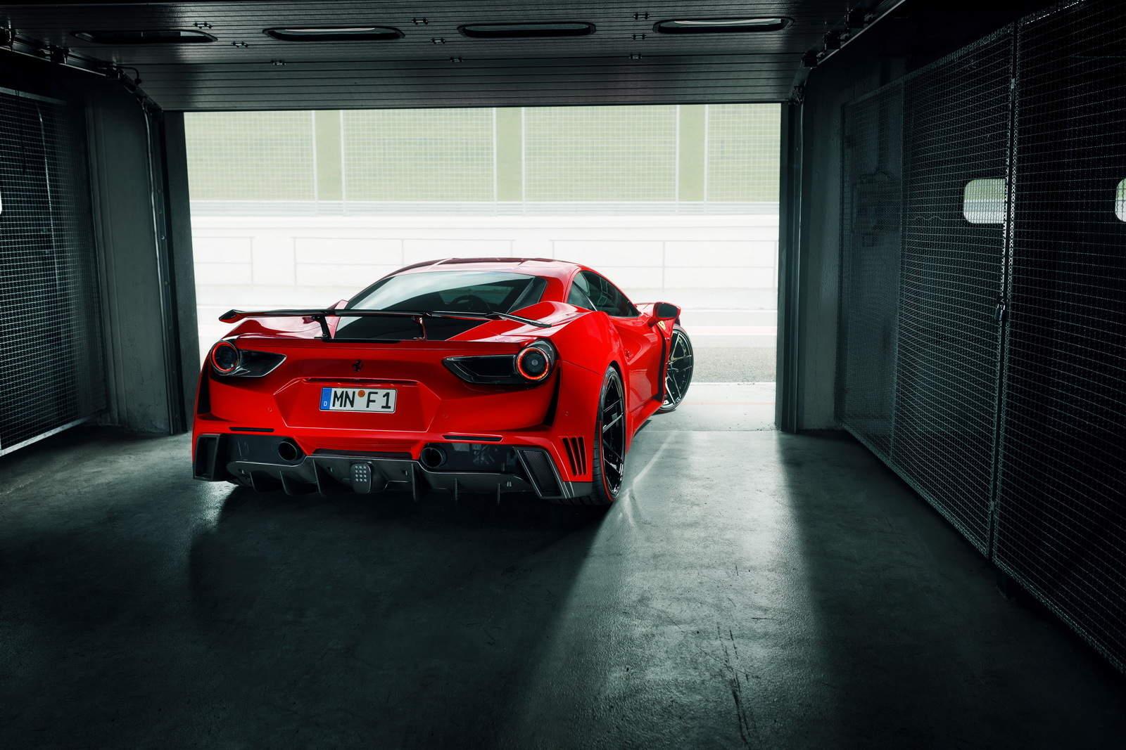 Novitec Gives Ferrari 48 22