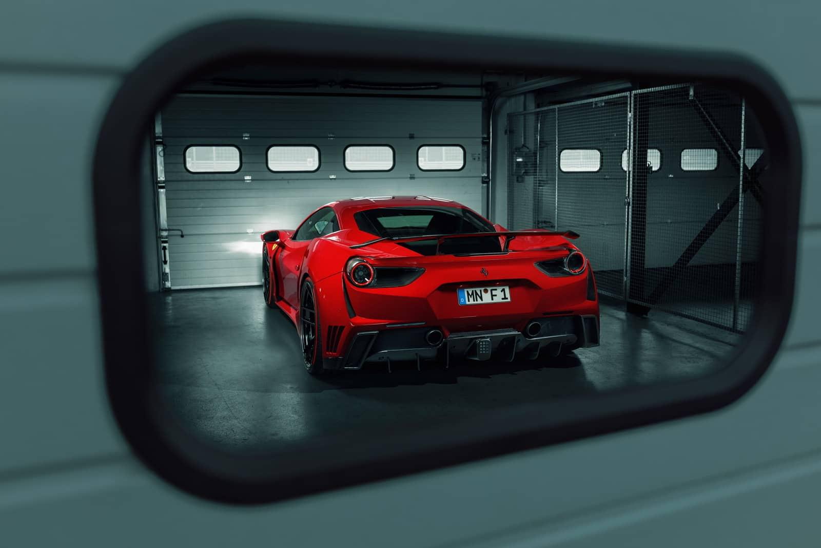 Novitec Gives Ferrari 48 23