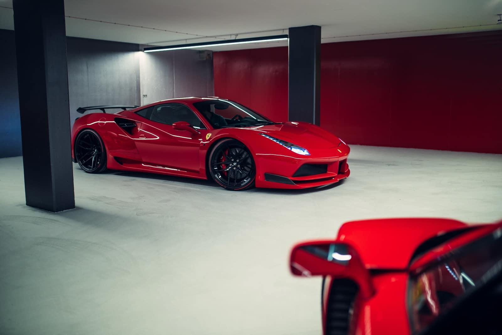 Novitec Gives Ferrari 48 4
