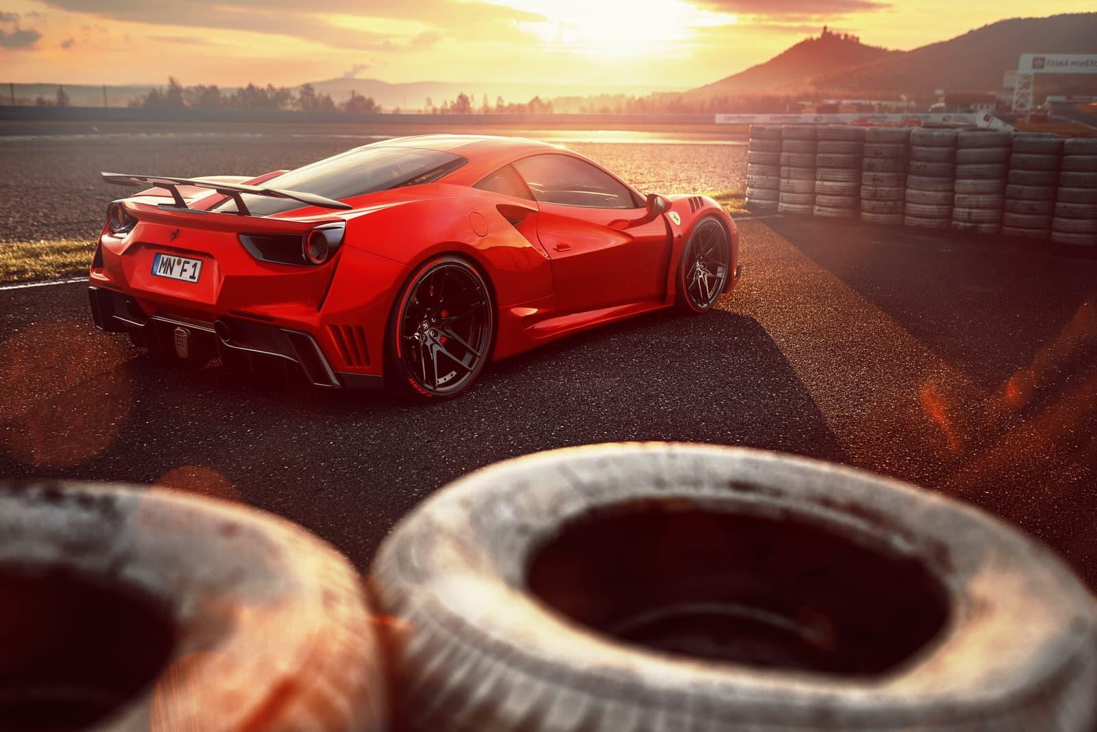 Novitec Gives Ferrari 48 6