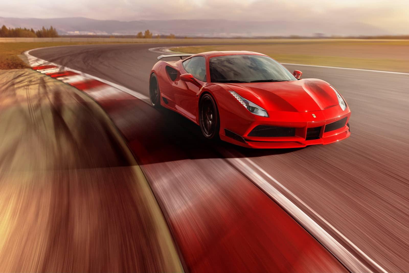 Novitec Gives Ferrari 48 7