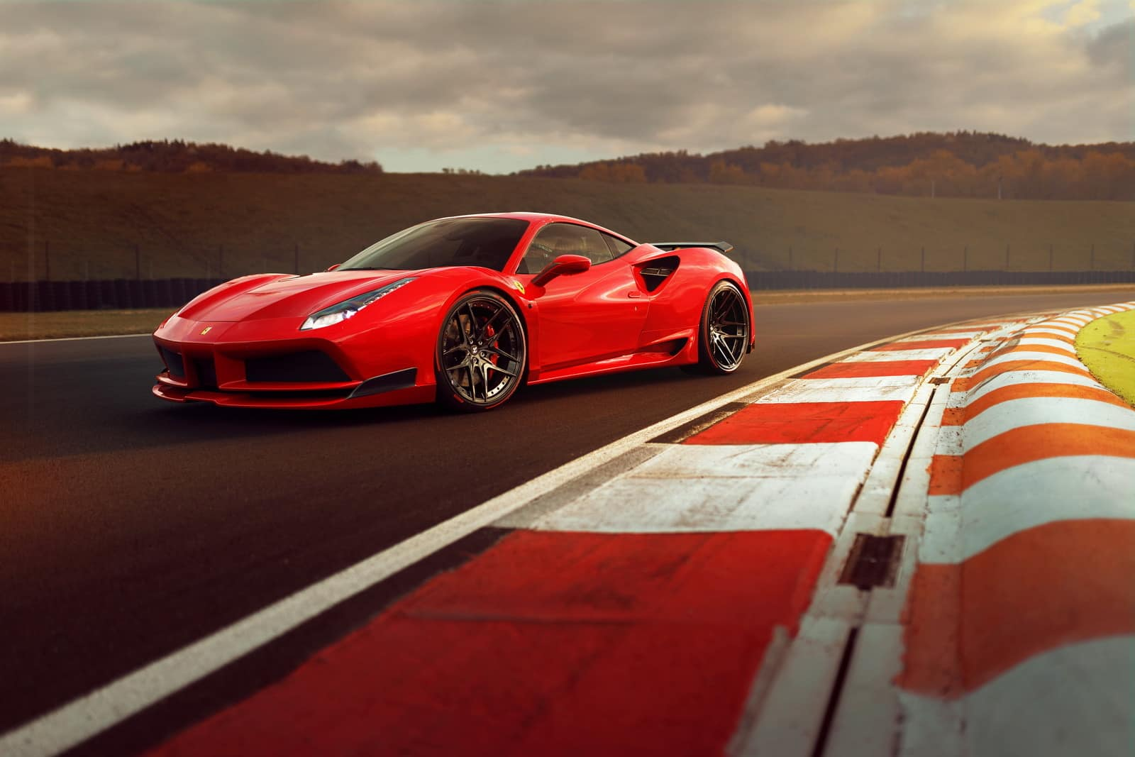 Novitec Gives Ferrari 48 9