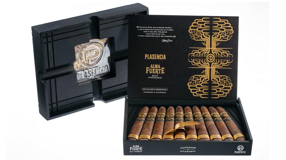 Plasencia Alma Fuerte Cigar Line