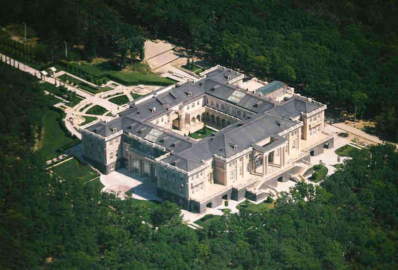 Putin palace